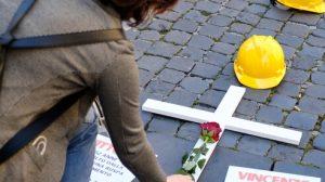 Morti sul lavoro , sicurezza sul lavoro in Italia
